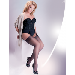 Stockings 15 Den Plus Size