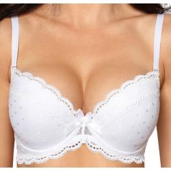 Lagerta push-up bra